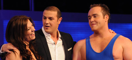 Jim Brown  Take Me Out tv show contestant 2009