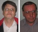 john morrison left. Barry Cutler, right