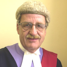 Judge Jonathan Haworth