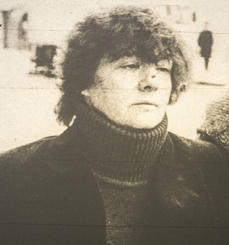 Elm Guest House owner Carole Kasir in 1983