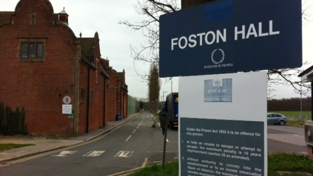 Foston Hall prison
