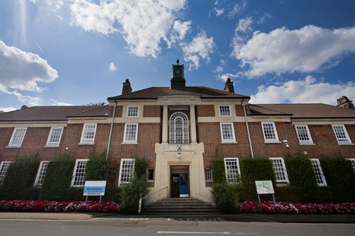 Bethlem Royal Hospital in Beckenham