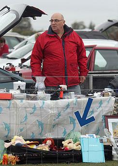 Peterborough Car Boot Sale Monday