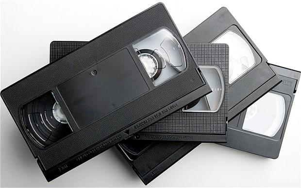 video-cassettes
