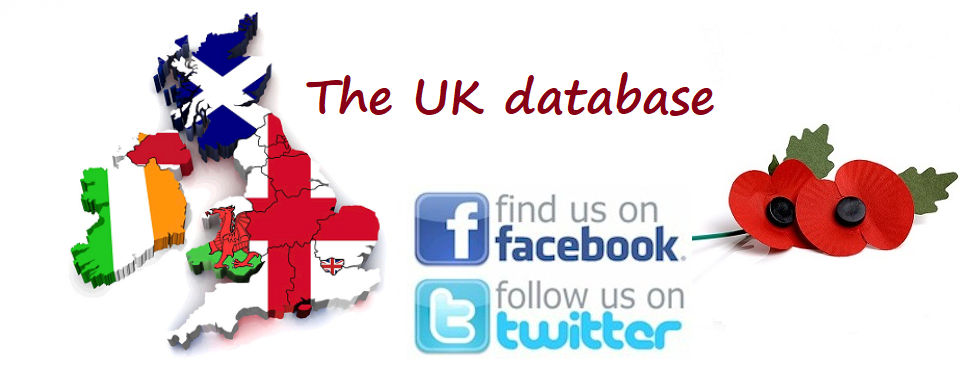 The UK & Ireland Database